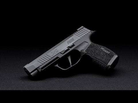 Sig sour hour pistol clipart black and white