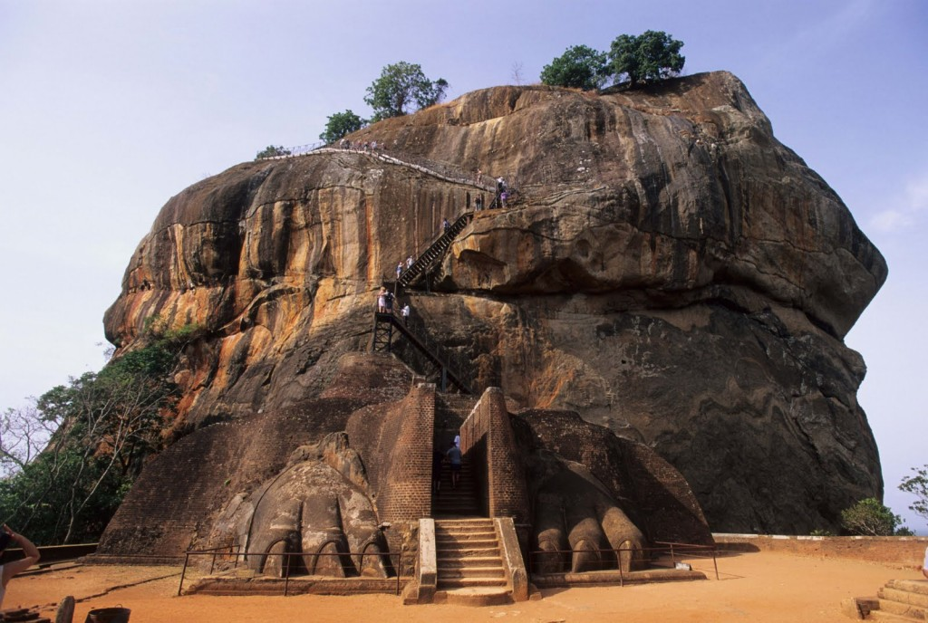 Sigiriya clipart clip art free stock 10 Lesser Known Wonders of the Ancient World - Collections clip art free stock