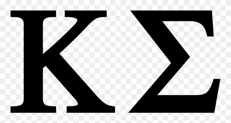 Sigma kappa clipart royalty free Kappa Sigma Letters Png Clipart (#2004434) - PinClipart royalty free
