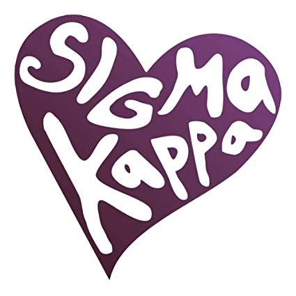Sigma kappa clipart svg library download Amazon.com: Express Design Group Sigma Kappa Hand Drawn ... svg library download