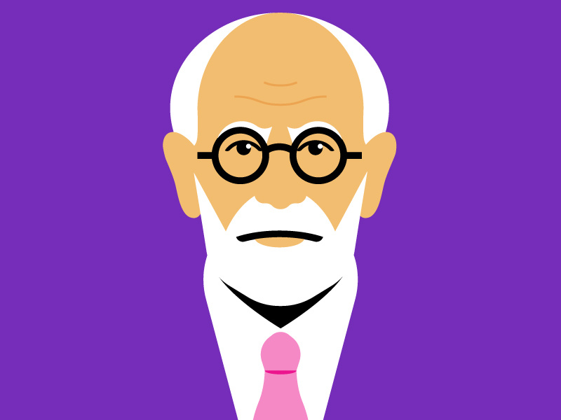 Library of sigmund freud clip art royalty free download ...