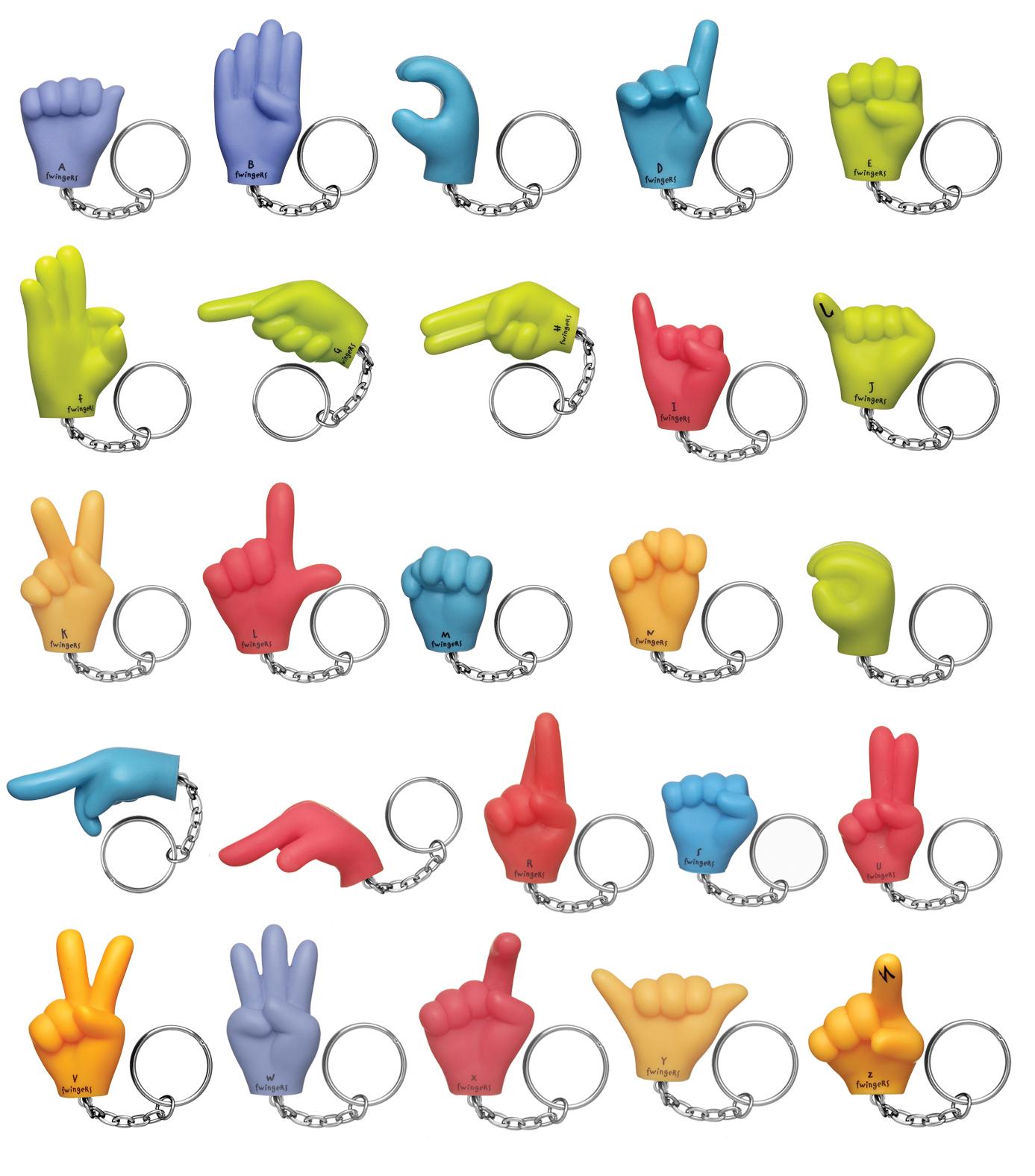 Sign language alphabet clipart clip art royalty free stock Sign Language Alphabet Keychain | ADCO HEARING PRODUCTS clip art royalty free stock