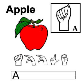 Sign language alphabet clipart fro kids clip library stock 10+ images about Sign Language/deaf student on Pinterest ... clip library stock