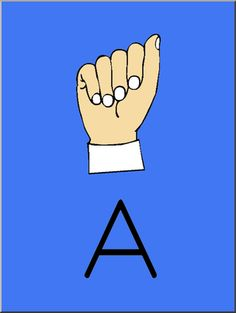 Sign language alphabet clipart fro kids banner American sign language worksheets | Free alphabet printables ... banner