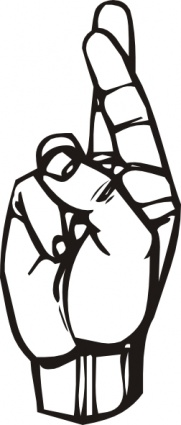 Sign language clip art image freeuse download I Love You Sign Language Clipart | Clipart Panda - Free Clipart Images image freeuse download