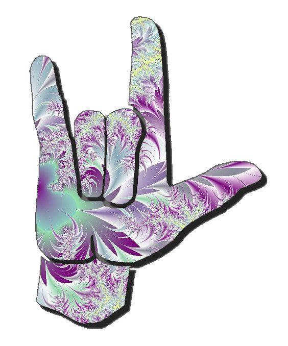 Sign language clip art svg transparent I Love You Sign Language Clip Art | ASL Clip Art 5-4 I Love You ... svg transparent