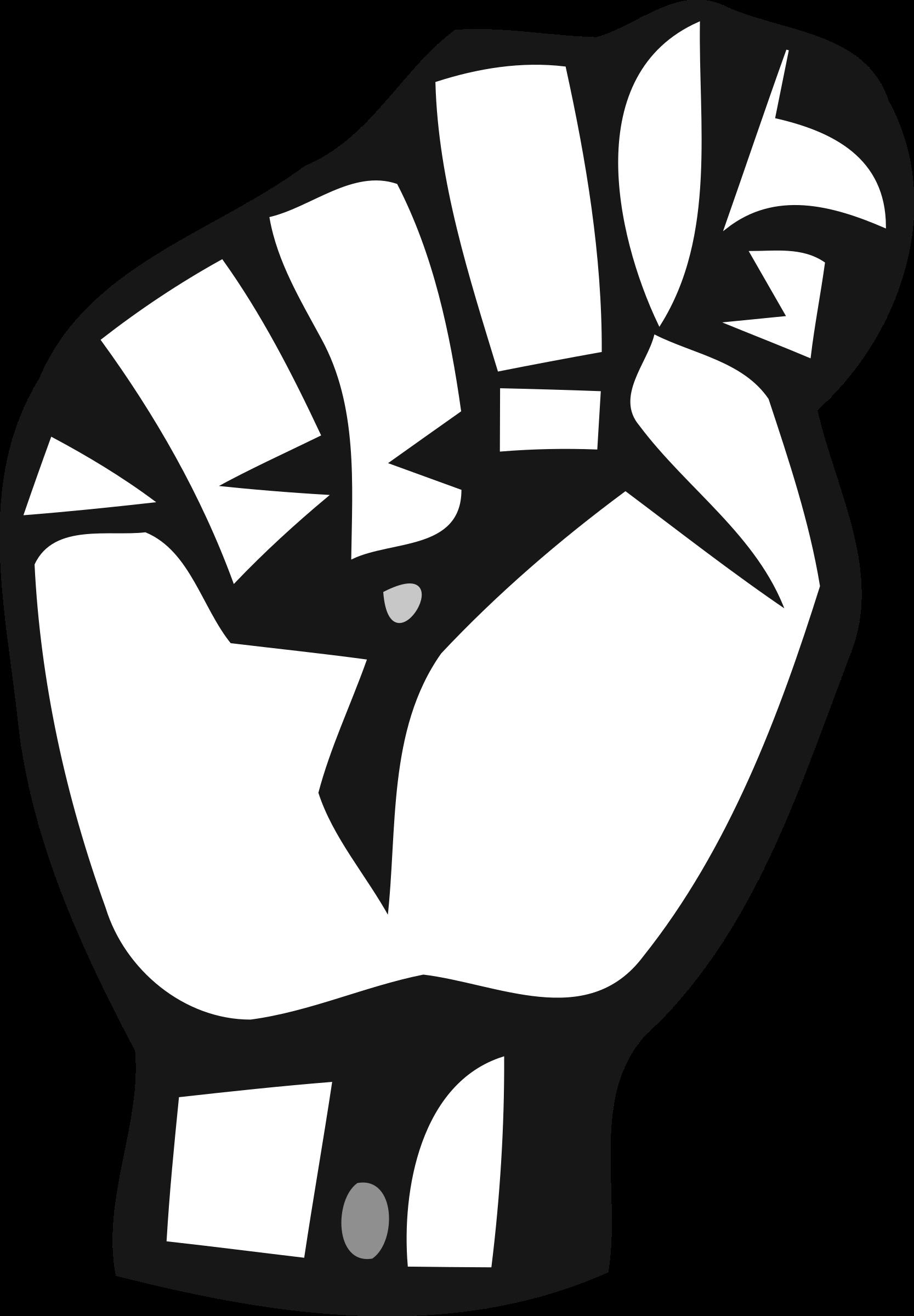 Sign language clip art picture transparent Clipart - Deaf Alphabet T picture transparent