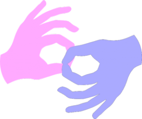 Sign language clipart image free Clip Art Sign Language - Cliparts Zone image free