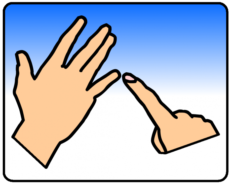 Sign language clipart dictionary picture library British Sign Language Dictionary | U picture library