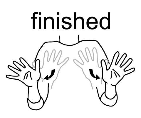 Sign language clipart kids png transparent stock 1000+ images about sing language - lenguage a señas on Pinterest ... png transparent stock