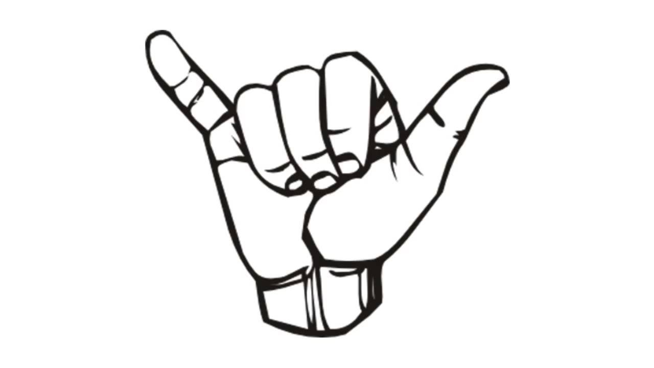Sign language clipart letter 0 banner free download The Letter Y in Sign Language - Sign Language Online Course - YouTube banner free download