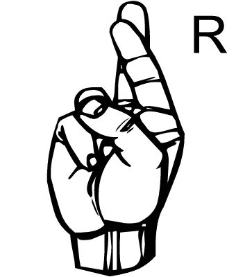 Sign language clipart letter a picture royalty free stock 17 Best images about sign language on Pinterest | Language, Clip ... picture royalty free stock