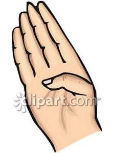 Sign language clipart letter b transparent stock Signing the Letter B In Sign Language - Royalty Free Clipart Picture transparent stock