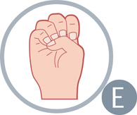 Sign language clipart letter e clip art black and white stock Search Results - Search Results for letter e Pictures - Graphics ... clip art black and white stock