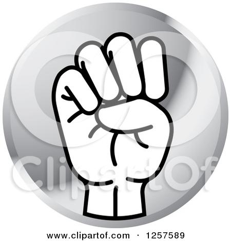Sign language clipart letter e svg transparent stock Royalty Free Sign Language Illustrations by Lal Perera Page 1 svg transparent stock