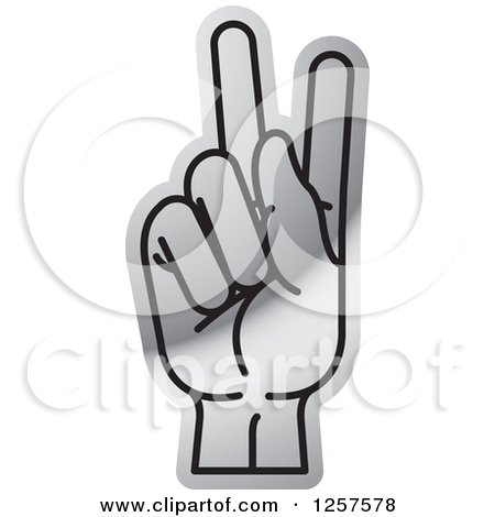 Sign language clipart letter k banner library download Royalty Free Letter K Illustrations by Lal Perera Page 1 banner library download