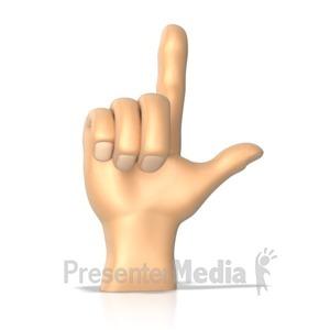 Sign language clipart letter l image free stock Sign Language letter C - Signs and Symbols - Great Clipart for ... image free stock