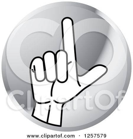Sign language clipart letter l banner library stock Royalty Free Sign Language Illustrations by Lal Perera Page 1 banner library stock