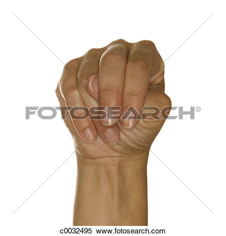 Sign language clipart letter n banner transparent stock Stock Image of A woman's hand signing the letter N using American ... banner transparent stock