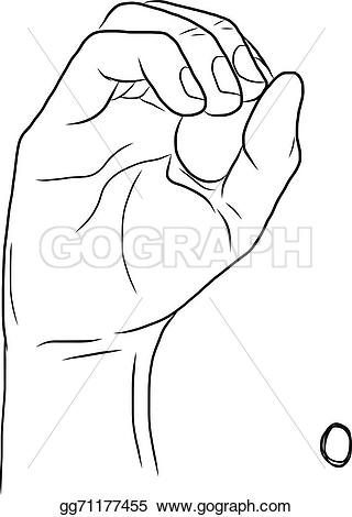 Sign language clipart letter o clipart royalty free Vector Art - Sign language and the alphabet,the letter o. EPS ... clipart royalty free