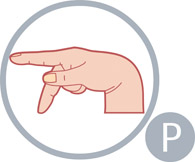 Sign language clipart letter o picture transparent Free American Sign Language Clipart - Clip Art Pictures - Graphics ... picture transparent