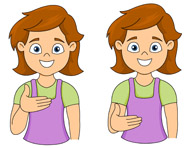 Sign language clipart pictures clip free download Free American Sign Language Clipart - Clip Art Pictures - Graphics ... clip free download