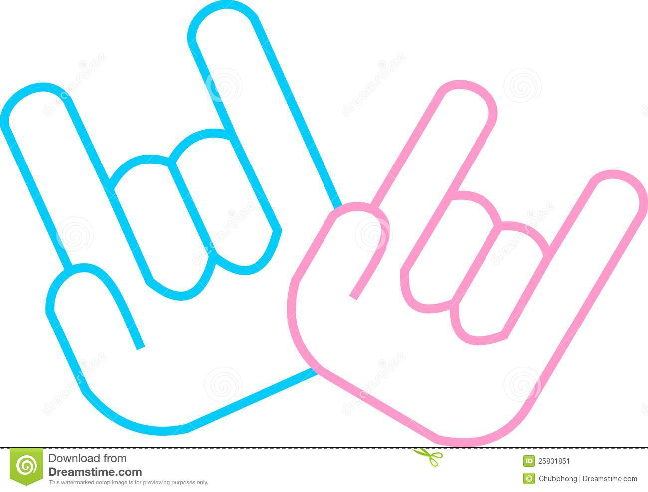 Sign language i love you clipart picture freeuse library I love you hand sign clipart - ClipartFest picture freeuse library