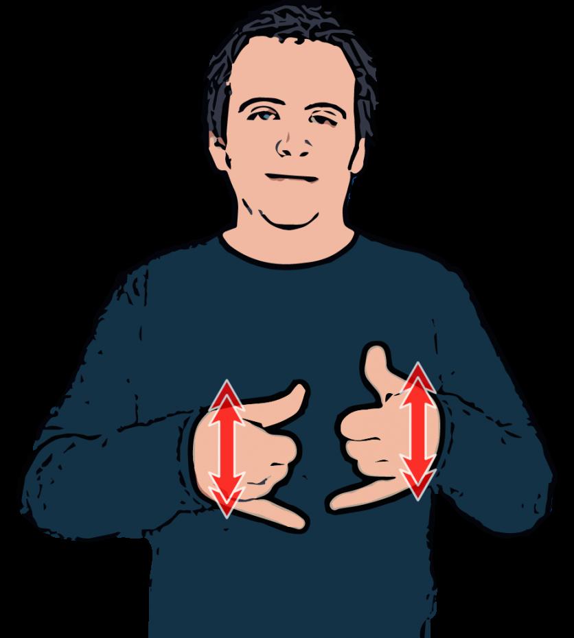 Sign language milk clipart clip black and white stock British Sign Language Dictionary | Milk clip black and white stock