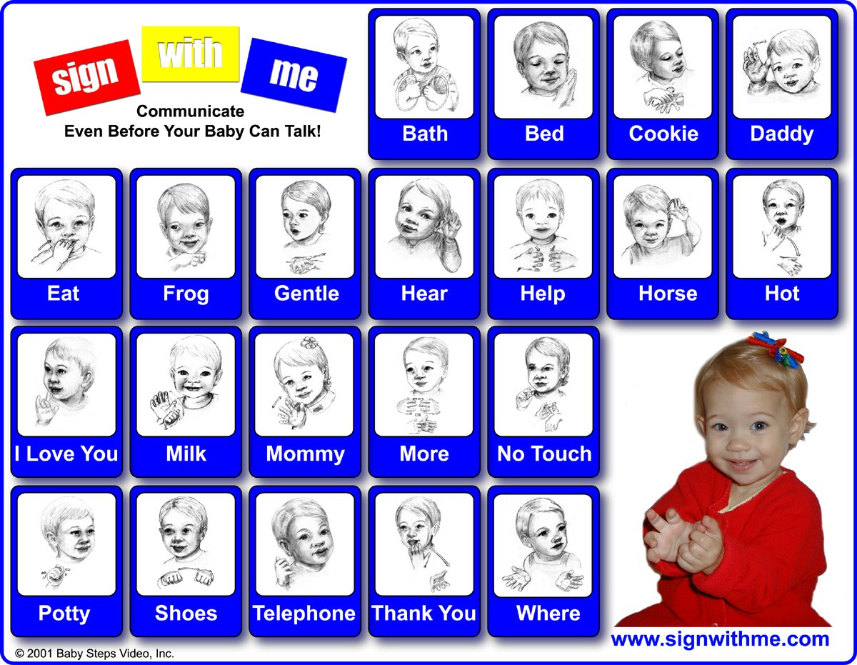 Sign language milk clipart clip free download Communicating through Baby Sign Language - plus a Course Giveaway ... clip free download