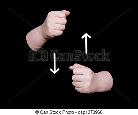 Sign language milk clipart banner library Stock Image of sign language word milk - the word milk in sign ... banner library