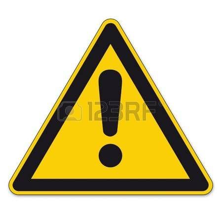 Signo de admiracion clipart clipart free library Señal de seguridad negra con fondo amarillo. Signo de ... clipart free library