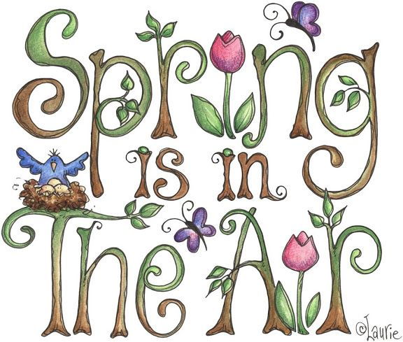 Signs of spring clipart banner Signs Of Spring Clip Art – Clipart Download - Free Clipart banner