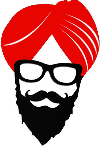 Sikh clipart png freeuse Collection of 14 free Beard clipart sikh bill clipart dollar ... png freeuse