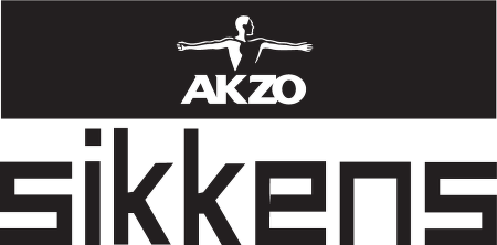 Sikkens logo clipart black and white library Akzo Sikkens™ logo vector - Download in EPS vector format black and white library