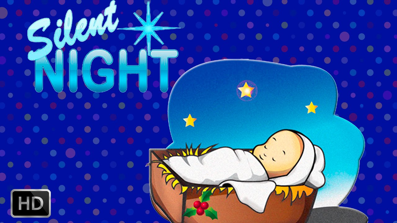 Silent night holy night clipart jpg library download Silent Night, Holy Night - Christmas Carols - Christmas Songs for Children jpg library download