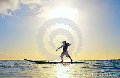 Silhouette boy surfboard clipart vector transparent stock Silhouette Of A Boy On Surfboard Stock Image - Image: 26676881 vector transparent stock
