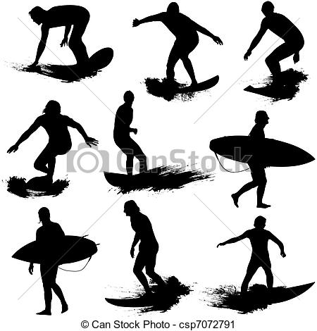 Silhouette boy surfboard clipart image transparent stock Silhouette boy surfboard clipart - ClipartFest image transparent stock
