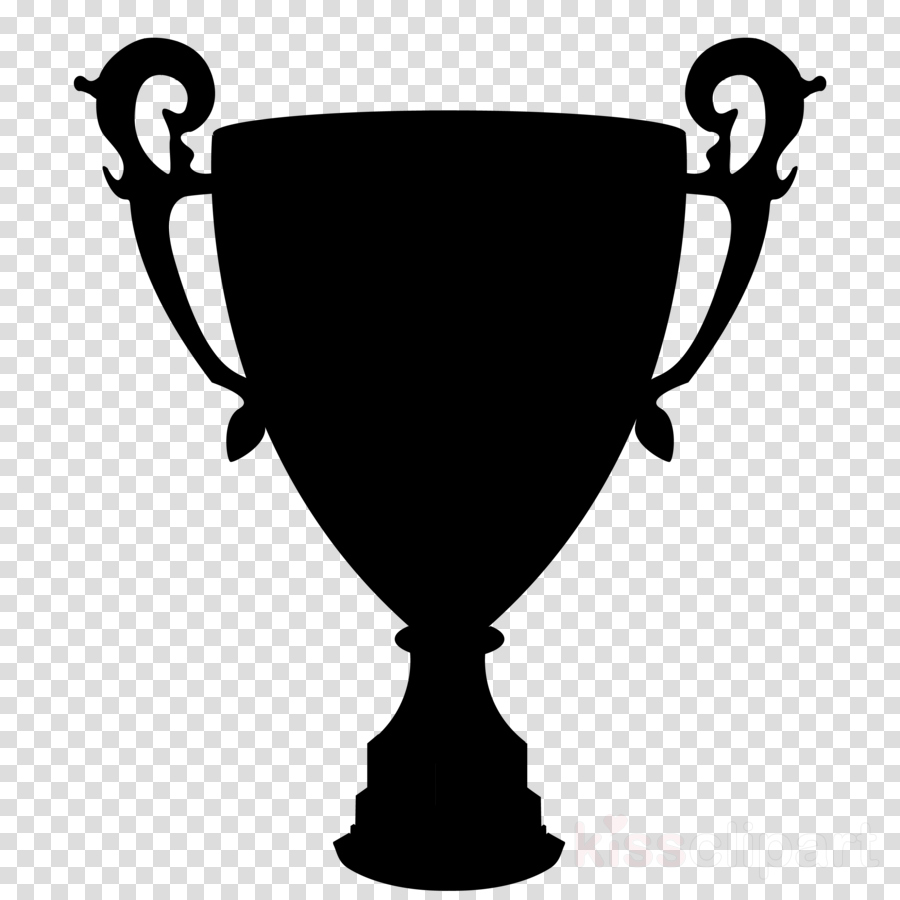 Silhouette clipart on newspaper clipart freeuse download Business Background clipart - Trophy, Silhouette ... clipart freeuse download