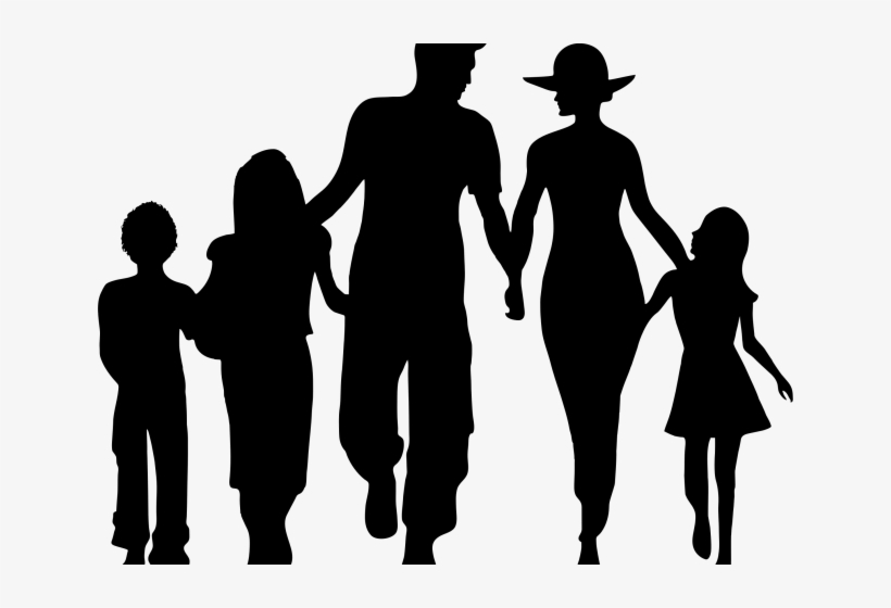 Silhouette clipart transparent background picture library download People Silhouette Clipart Transparent Background ... picture library download
