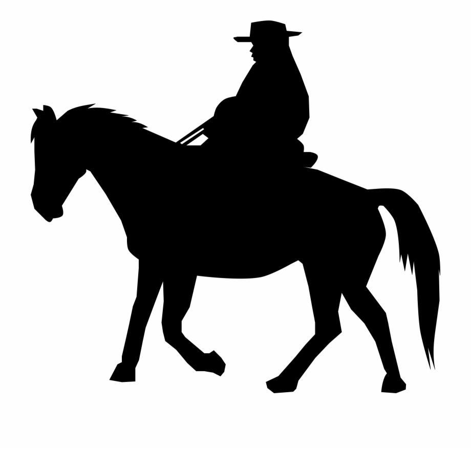 Silhouette cowboy clipart svg download Cowboy Silhouette Png - Cowboy Clipart Free PNG Images ... svg download
