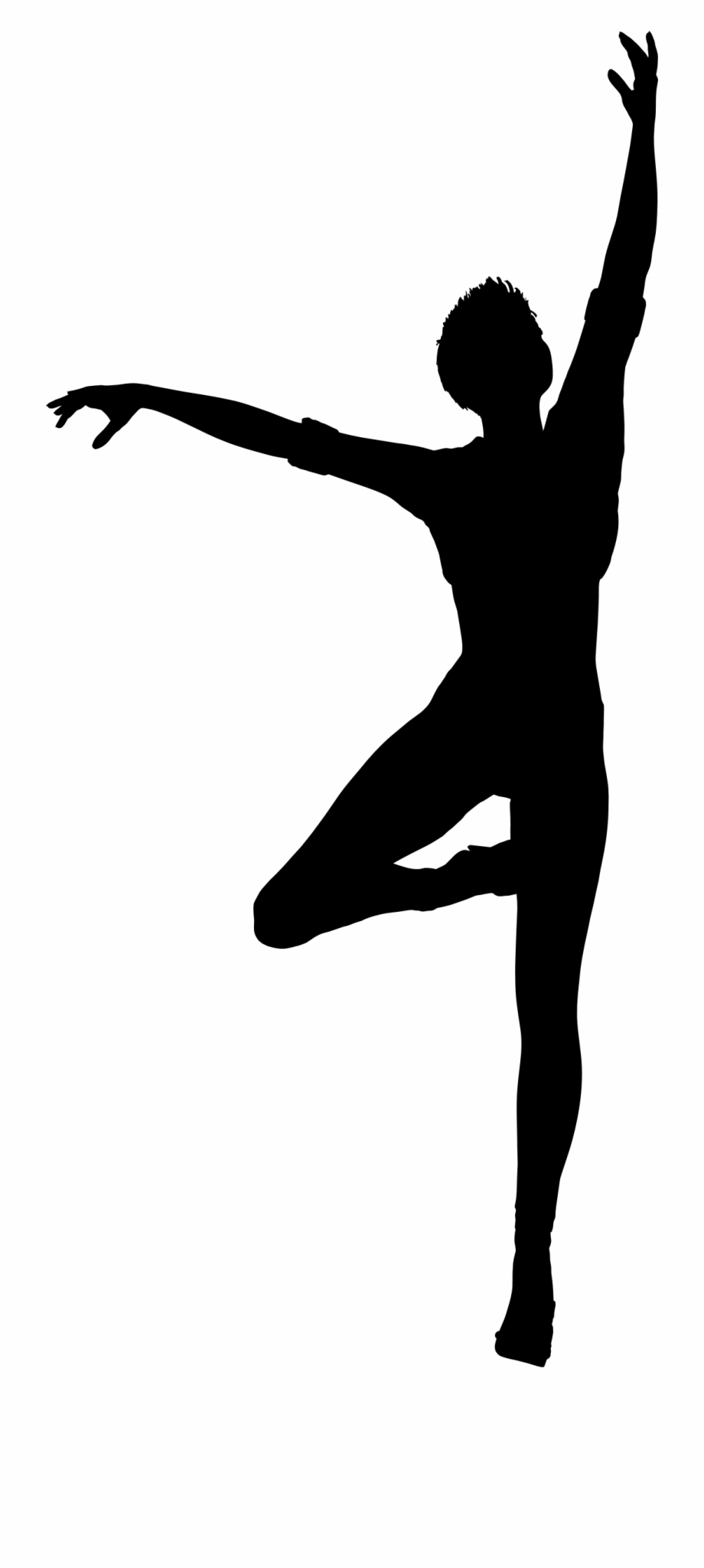 Silhouette dance clipart graphic transparent download Girl Dancing Png Silhouette - Dancing Woman Silhouette Free ... graphic transparent download