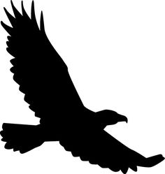 Silhouette eagle clipart clip art royalty free library 108 Best eagle silhouette images in 2019   Eagle silhouette ... clip art royalty free library