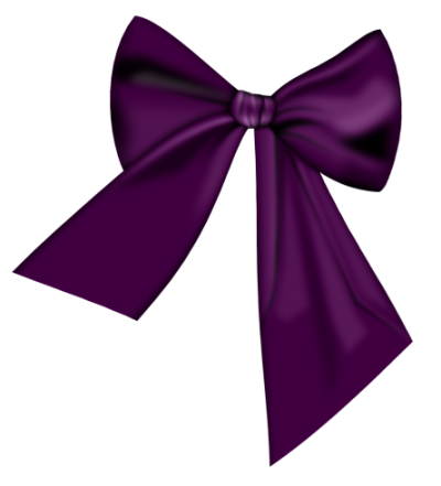 Silk bow clipart graphic free library Purple Bow Clipart PNG - DLPNG.com graphic free library