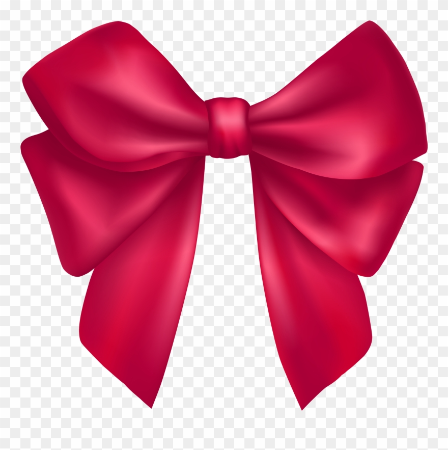 Silk bow clipart clipart library library Pink Clip Art - Clipart Bow Png Transparent Png (#5673 ... clipart library library
