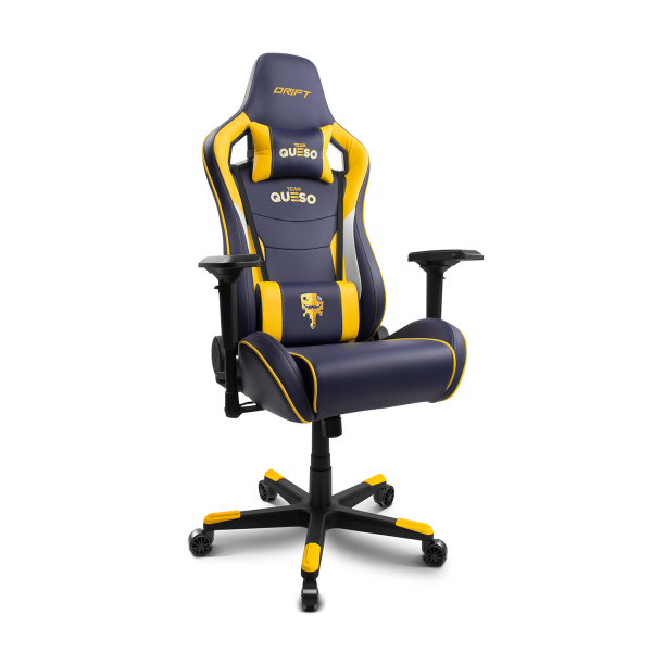 Silla gamer clipart clip free download Chair Gaming Drift Special Edition Team Queso - Versus Gamers clip free download