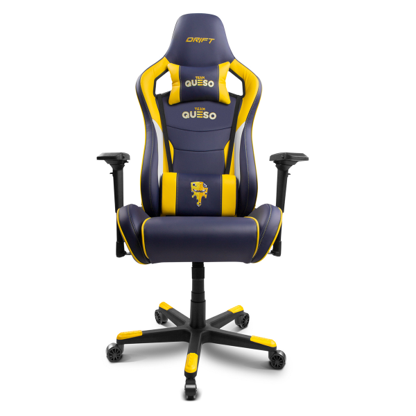 Silla gamer clipart picture royalty free Chair Gaming Drift Special Edition Team Queso - Versus Gamers picture royalty free