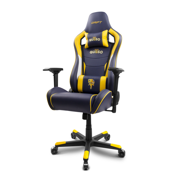 Silla gamer clipart graphic stock Chair Gaming Drift Special Edition Team Queso - Versus Gamers graphic stock