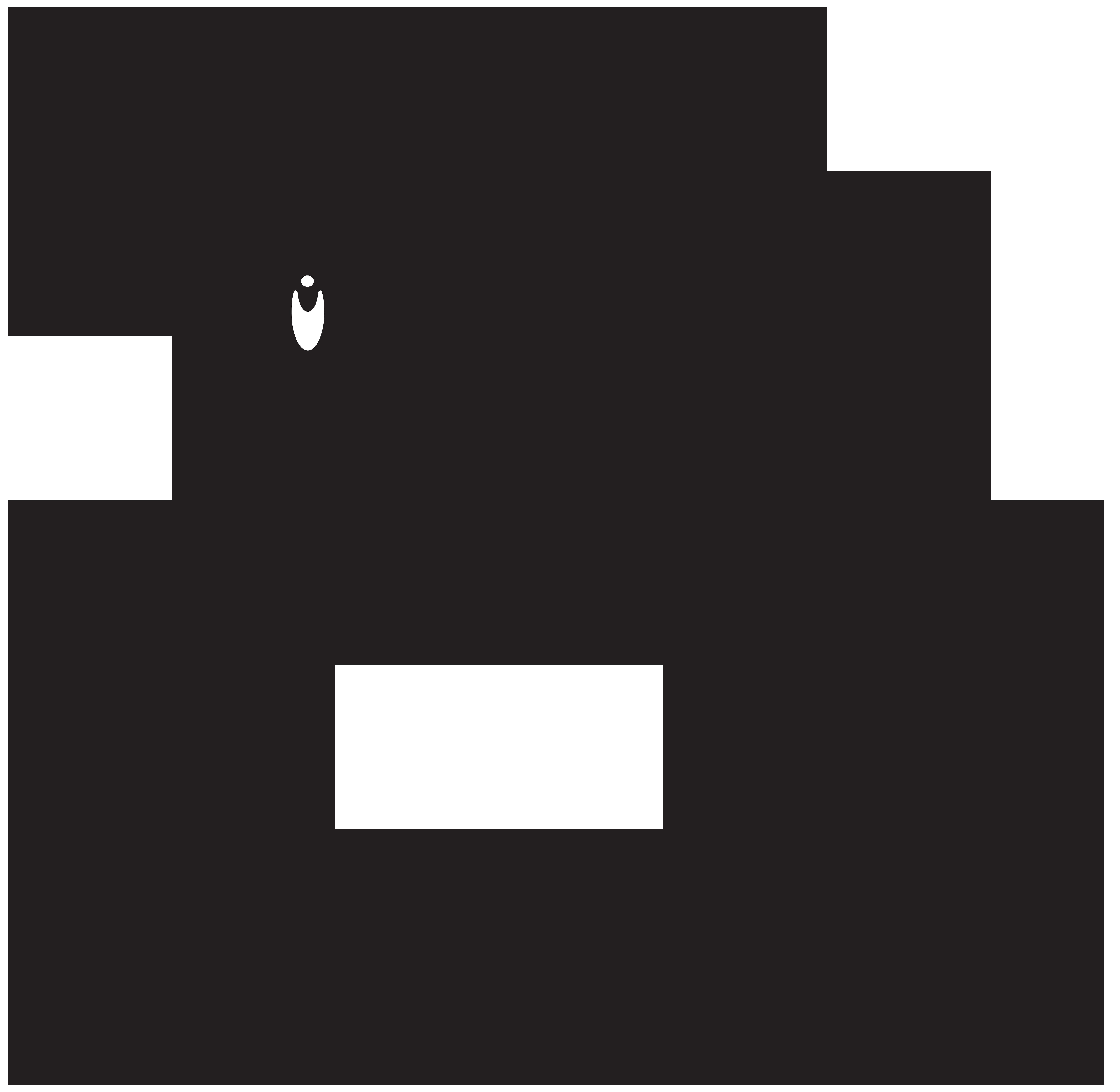 Sillhouette clipart line art clip African Women Silhouette PNG Clip Art Image | Gallery ... clip