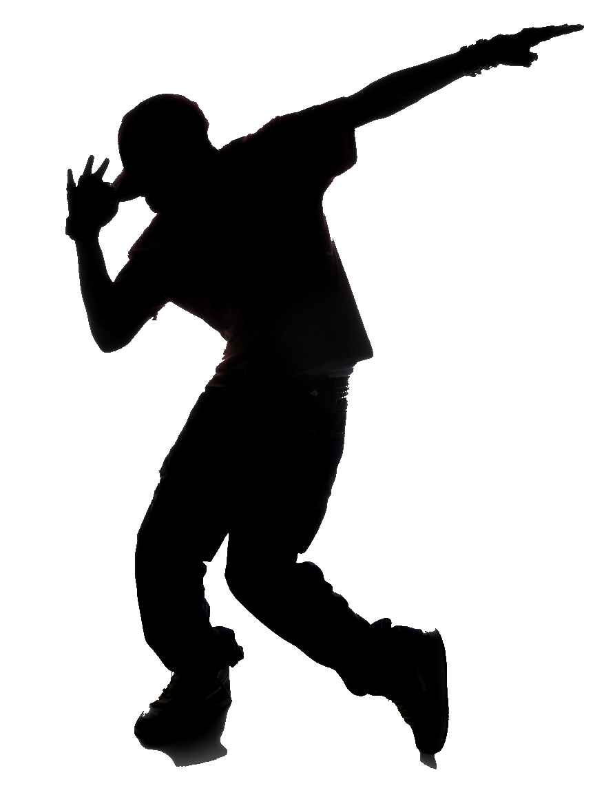 Sillouttes clipart banner freeuse stock Hip hop dance silhouettes clipart - Cliparting.com banner freeuse stock