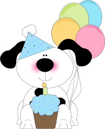 Silly birthday clipart vector royalty free Cute Birthday Clipart | Free download best Cute Birthday ... vector royalty free